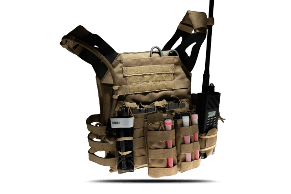 Operator Package, Tan