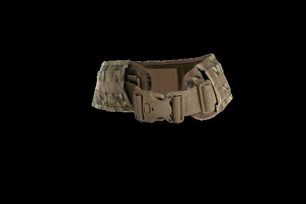 Invader Gear PLB Belt, Multi Camo