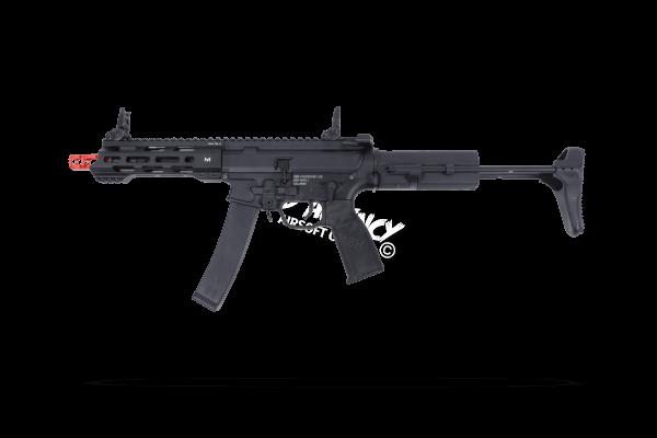 KWA QRF Mod.1, (S)AEG, Black