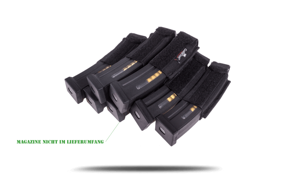 CubySoft® THUNDER MAG POUCH | SMG 5+2 | BLACK