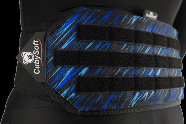 CubySoft® PRO HARNESS | SAPPHIRE STORM