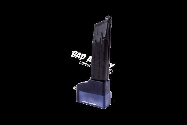Creeper Concepts Pistol / M4 Mag Adapter für Hi-Capa, GBB
