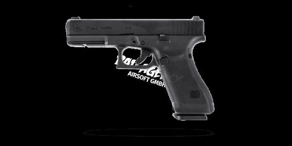 VFC Glock 17 Gen.5, GBB, Black