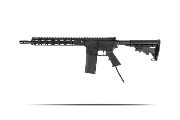 """Wolverine MTW Inferno 14,5"""" Forged, HPA, Black"""