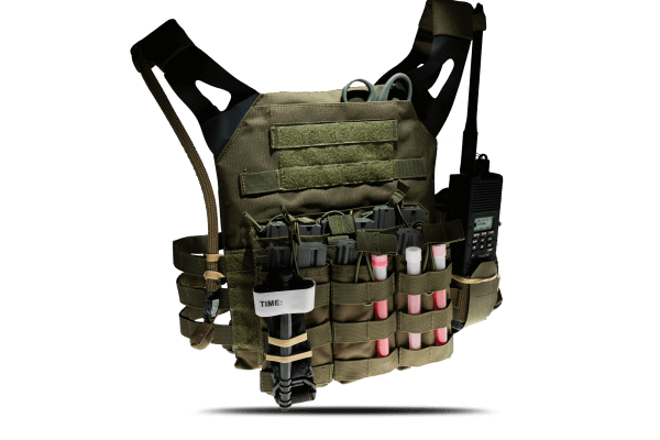 Operator Package, Green
