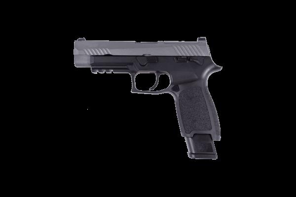 Cerakote Edition Tungsten Sig Sauer P320 M17 black