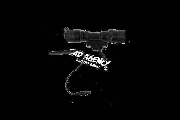 Deactivated Weapon Light, Black