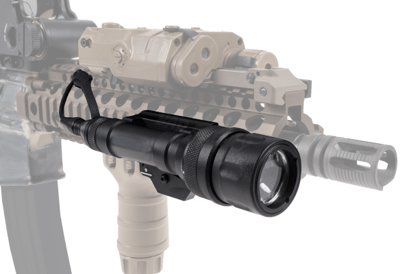 Deactivated M620V Scout Light, Black