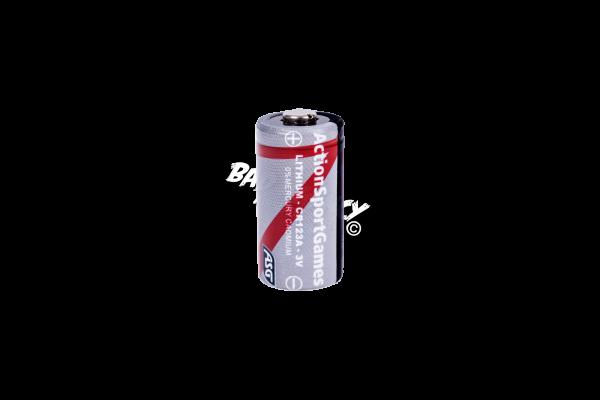 Batterie CR123A 3V